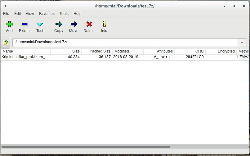 Как установить 7-Zip в Arch Linux - BlackArch ru: документация по